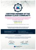 SpeedAdmin certificate